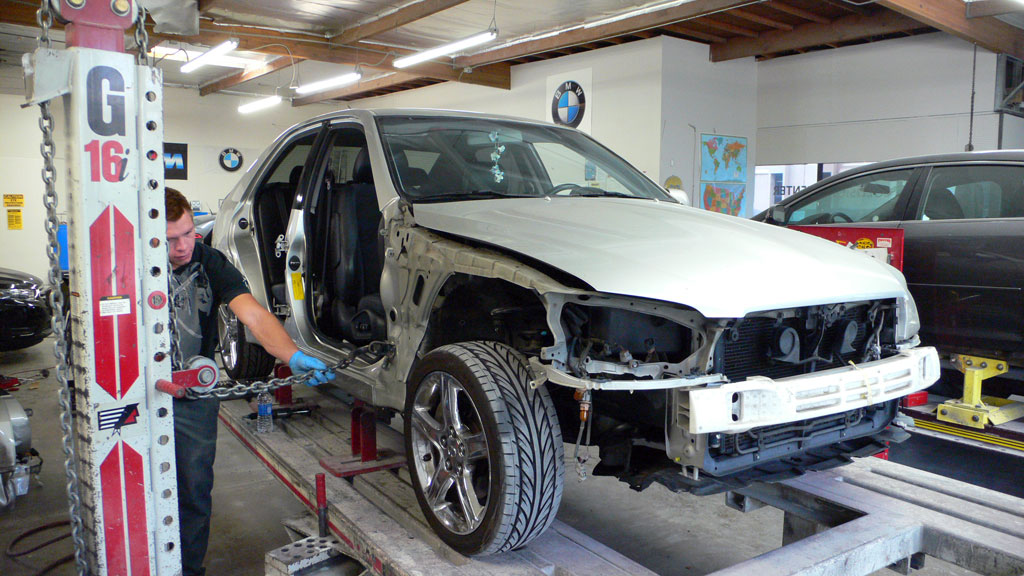 Auto Body Repair Shop In Laguna Niguel Mission Viejo